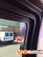 VW TRANSPORTER T5 & T6 LWB PAIR OF FRONT WINDOW INNER TRIMS