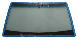 TVR 350i WINDSCREEN GREEN WITH BLUE TOP TINT