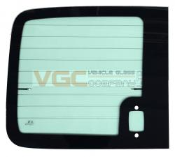 SAIC V80 2016 - ON LWB Low Roof Backlight Left heated Green