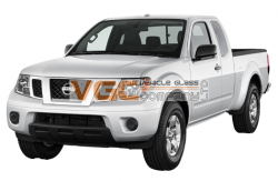 NISSAN NAVARA 2010-16 TAILGATE PRIVACY WINDOW