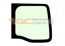 NISSAN INTERSTAR 98-10 LWB  Fixed Window Backlight Right Unheated Green