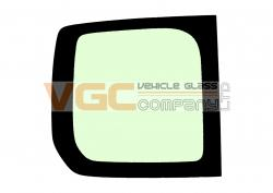 PEUGEOT EXPERT 2007-2016 LWB Fixed Window Backlight Left Unheated Green