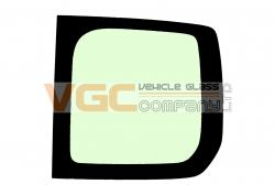 PEUGEOT EXPERT 2007-2016 LWB Fixed Window Backlight Right Unheated Green