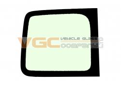 RENAULT MASTER 98-10 MWB Fixed Window Backlight Left Unheated Green