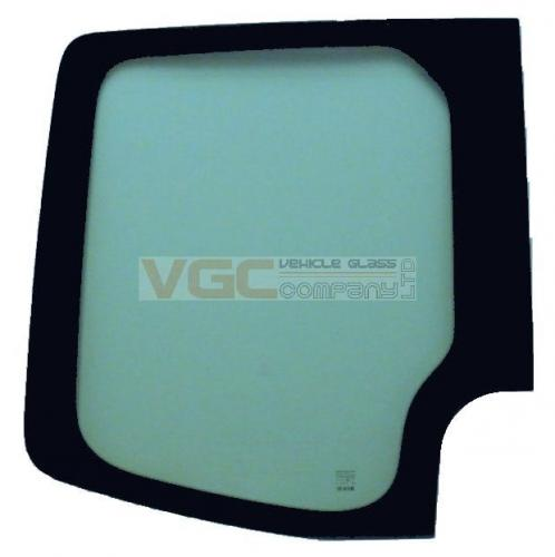 VOLKSWAGEN CRAFTER 2006-2017 XLWB Fixed Window Backlight Left Unheated  Green