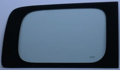 NISSAN NV200 Fixed Right Rear Window Green