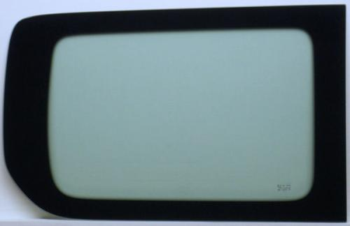 CITROEN DISPATCH 2007-2016 SWB Fixed Window Right Rear Green