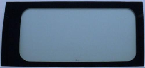 RENAULT TRAFIC 2001-2014 LWB  Fixed Window (Vehicle With Right SLD) Right Rear Green