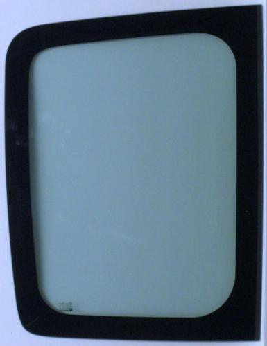 RENAULT KANGOO 08-on Fixed Window Backlight Left Unheated Green