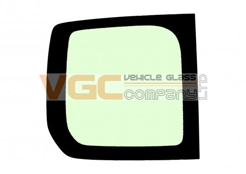 CITROEN DISPATCH 2007-2016 LWB Fixed Window Backlight Left Unheated Green