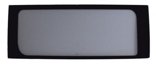 CITROEN RELAY 06-ON MWB Fixed Window Left Rear Green