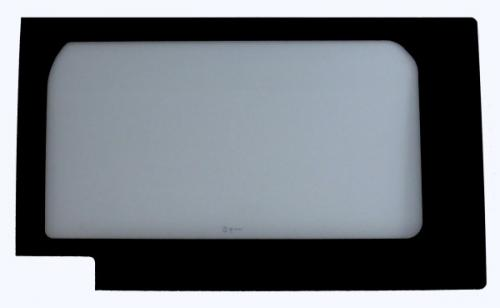 CITROEN RELAY 06-ON XLWB Fixed Window Left Rear Green