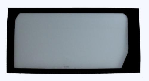 CITROEN RELAY 06-ON XLWB Fixed Window Right Middle Green