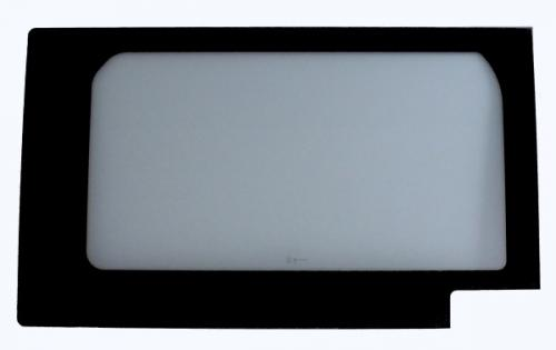 CITROEN RELAY 06-ON XLWB Fixed Window Right Rear (Vehicle With Right SLD) Green