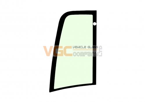 HITACHI ZX 45 DOOR UPPER  Clear