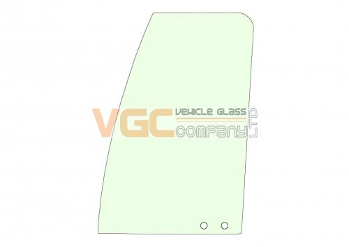 HYUNDAI R160-9 DOOR REAR SLIDER  GREEN