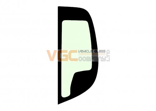 HYUNDAI R180-9 REAR QUARTER LEFT GREEN