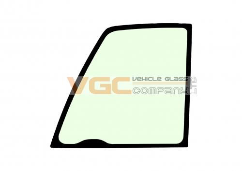 JCB 535-125 SERIES 2 - Door Upper Green