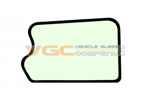 JCB 550-170 SERIES 2 - Left Door Lower Green