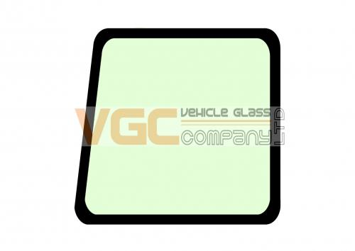 MERCEDES SPRINTER 1996-2006 Fixed Window Backlight Left Unheated Green