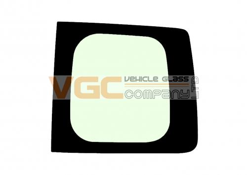 NISSAN NV200 Fixed Window Backlight Right Green