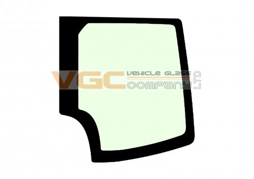 VOLKSWAGEN CRAFTER 2006-2017 SWB Fixed Window Backlight Right Unheated Green