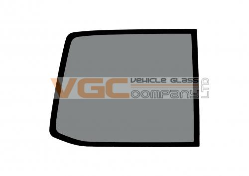 VW TRANSPORTER T5 2003-on SWB Fixed Window Backlight Left Privacy