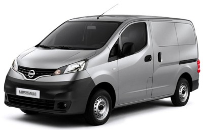 Nissan NV200 Windows